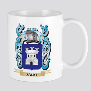 Salat Coat of Arms - Family Crest Mugs