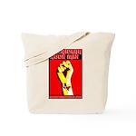 Texas Rock Fist Tote Bag