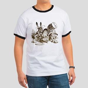 White Rabbit, Mad Hatter Ringer T