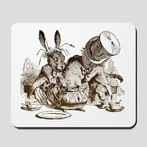 White Rabbit, Mad Hatter Mousepad