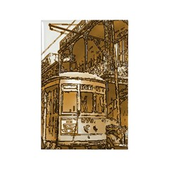 Streetcar Named Desire Rectangle Magnet
