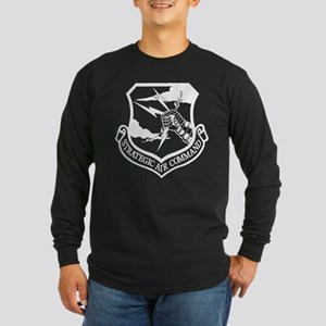Strategic Air Command Long Sleeve Dark T-Shirt