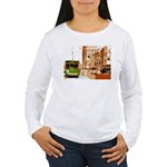 New Orleans Streetcar Named D Women's Long Sleeve
