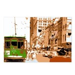 New Orleans Streetcar Named D Postcards (Package o