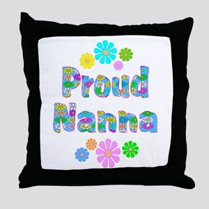 Nanna Throw Pillow