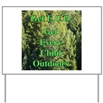 Get ECO Green Yard Sign