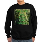 Get ECO Green Sweatshirt (dark)