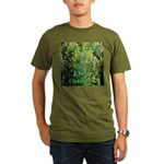 Get ECO Green Organic Men's T-Shirt (dark)
