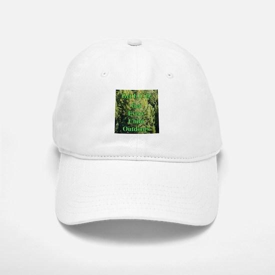 Get ECO Green Baseball Baseball Cap