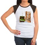 New Orleans Streetcar Named D Women's Cap Sleeve T