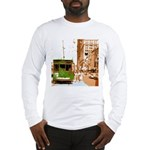 New Orleans Streetcar Named D Long Sleeve T-Shirt