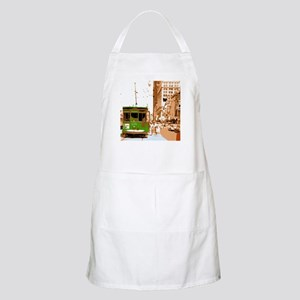 New Orleans Streetcar Named D BBQ Apron
