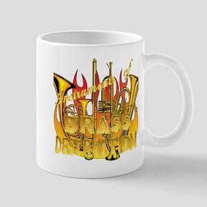 Instruments of Brass Destruct Mug