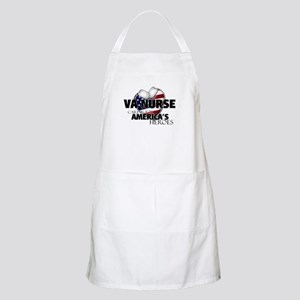 VA Nurse - Caring for America BBQ Apron