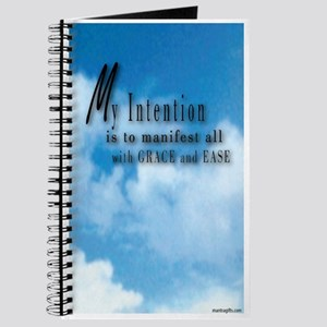 My Intention Journal