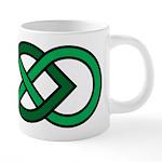 Celtic Knot 20 oz Ceramic Mega Mug