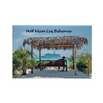 Half Moon Cay Rectangle Magnet (10 pack)