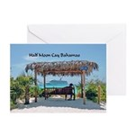 Half Moon Cay Greeting Cards (Pk of 20)