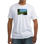 Half Moon Cay Fitted T-Shirt