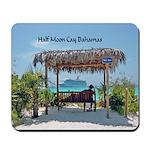 Half Moon Cay Mousepad