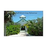 Half Moon Cay Mini Poster Print