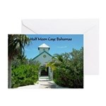Half Moon Cay Greeting Cards (Pk of 10)