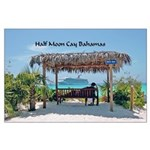 Half Moon Cay Large Poster
