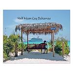 Half Moon Cay Small Poster