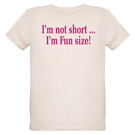 Fun Size Organic Kids T-Shirt