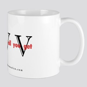 Mug (White) - creed