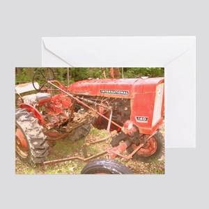 Big Daddys Tractor Greeting Card