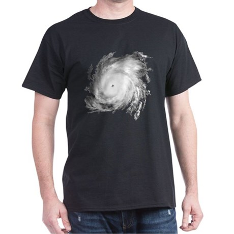 Hurricane Black T-Shirt