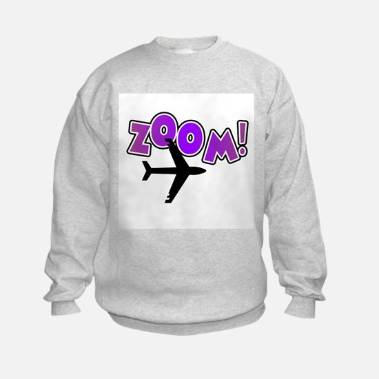 Zoom Airplane Sweatshirt