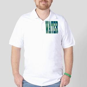 Chinese Water Golf Shirt