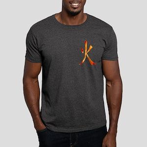 Chinese Fire Dark T-Shirt