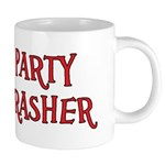 Party Crasher 20 oz Ceramic Mega Mug