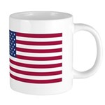 American Flag 20 oz Ceramic Mega Mug