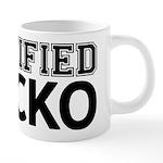 Certified Wacko 20 oz Ceramic Mega Mug