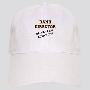 Band Director: Respect My Aut Cap