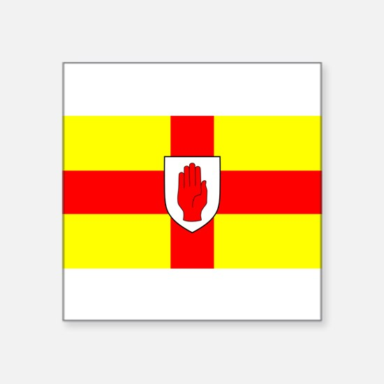 Flag of Ulster - Northern Ireland Sticker