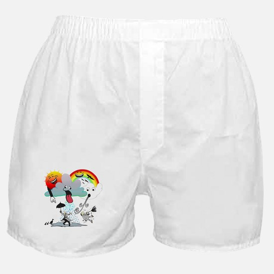Very Bad Weather! Boxer Shorts