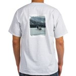 MCK Racing Siberians Ash Grey T-Shirt