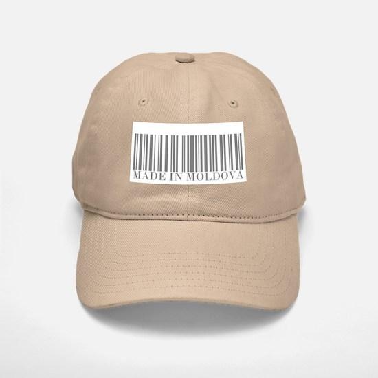 Made in Moldova Baseball Baseball Cap