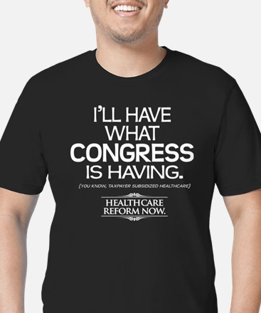 I'LL HAVE WHAT CONGRESS IS HAVING T
