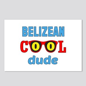 Beizean Cool Dude Postcards (Package of 8)