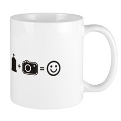 Headstone Happy Mug