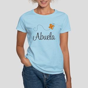 Abuela Butterfly Women's Light T-Shirt