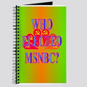 WHO ELECTED MSNBC? Journal