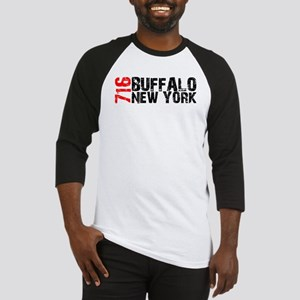 716 Buffalo New York Baseball Jersey