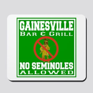 Gainesville Bar & Grill Mousepad